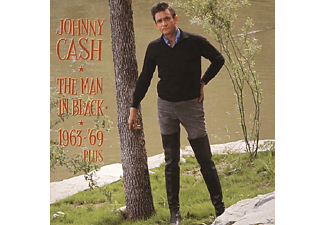 Johnny Cash - Vol.3, Man In Black 1963-69  6 - (CD)