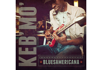 Keb' Mo' - Bluesamericana [CD]