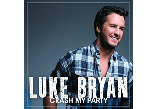 Luke Bryan - Crash My Party - (CD)