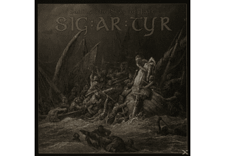 Sig:Ar:Tyr - Sailing The Seas Of Fate - (CD)