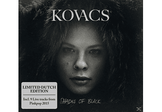 Kovacs - Shades Of Black (Dutch Edition) | CD