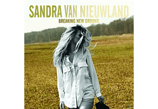 Sandra Van Nieuwland - Breaking New Ground | CD