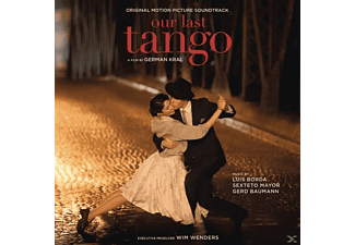 VARIOUS - Our Last Tango - (CD)