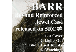 Barr - Beyond Reinforced Jewelcase [CD]