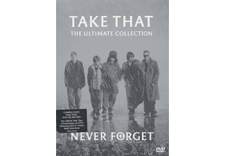 Take That - Never Forget - The Ultimative Collection - (DVD)
