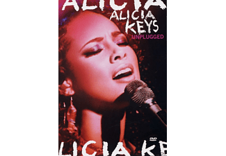 Alicia Keys - MTV UNPLUGGED - (DVD)