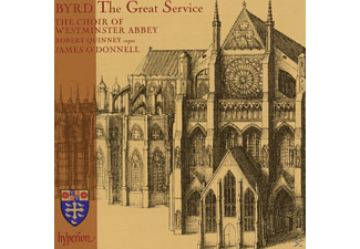 Westminster Abbey Choir / James O'Donnell - The Great Service - (CD)
