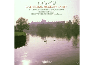 Judd/St.George's Chapel - Cathedral Music - (CD)