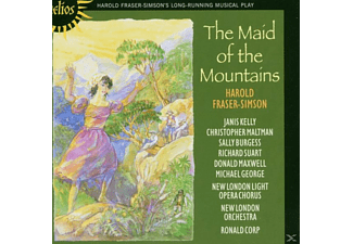 Corp/New London Orchestra & Chor, Kelly/Maltman/George/Corp/Nlo - The Maid Of The Mountains - (CD)