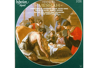 Harry Christophers, Sixteen,The/Christophers,Harry - Der Messias (GA) - (CD)