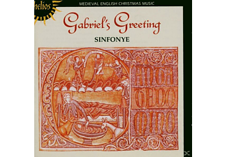 Stevie / Sinfonye Wishart - Gabriel's Greeting - (CD)