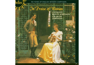 Rolfe Johnson,A./Johnson,G. - In Praise Of Woman - (CD)