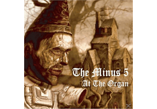The Minus 5 - At The Organ - (CD)