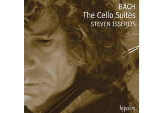 Steven Isserlis - CELLOSUITEN - (CD)