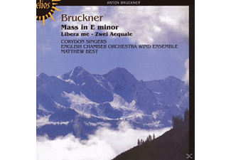 English Chamber Orc, M./Corydon Singers/ECO Best - Messe In e-moll - (CD)