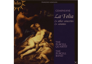 The Purcell Quartet - La Folia Und Andere Sonaten - (CD)