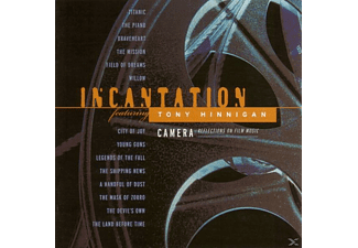 Incantation - Camera:Reflections On Film Music - (CD)