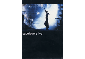 Sade - LOVERS LIVE [DVD]