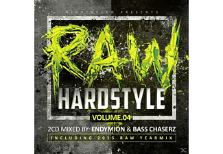 Various - Raw Hardstyle Vol.4 - (CD)