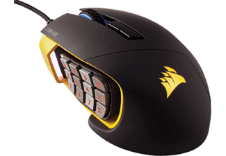 CORSAIR Scimitar RGB Optical MOBA/MMO Gamingmus