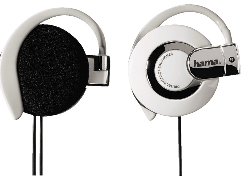 HAMA HK-260 Clip-On Stereo Headphones - (56260) hobby   φωτογραφία ακουστικά   deactivated ακουστικά headphones   deactivated αξ