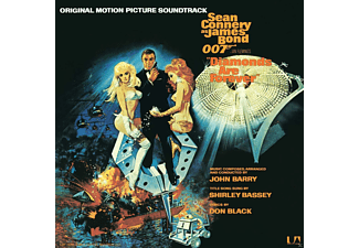 John Barry - James Bond: Diamonds Are Forever (Ltd.Edt.) - (Vinyl)