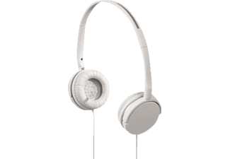 HAMA Stereo Headphone Joy Slim White - (93081)