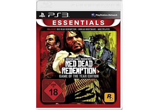 PlayStation 3 Red Dead Redemption - Game of the Year Edition Action