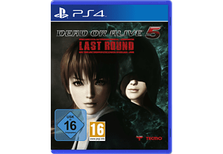 Dead or Alive 5 - Last Round - PlayStation 4