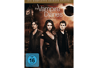 The Vampire Diaries - Staffel 6 - (DVD)