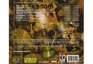 Various - Zoom 2005-The Global Tribe Gat - (CD)