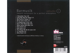 Various - Barmusik Vol.5 - (CD)