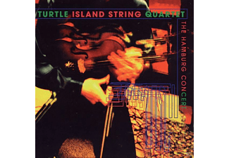 Turtle Island String Quartett - The Hamburg Concert - (CD)