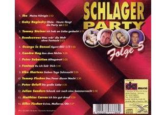 Various - Schlagerparty 5 - (CD)