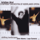 Symphony Orchestra Of Norrland - Shifting Landscapes [SACD] - broschei