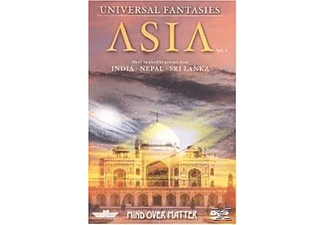 - Asia - Mind Over Matter - (DVD)