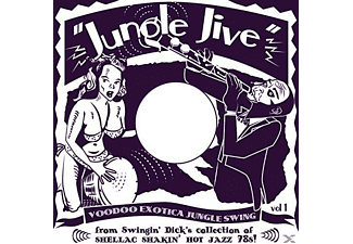 VARIOUS - Jungle Jive - (Vinyl)