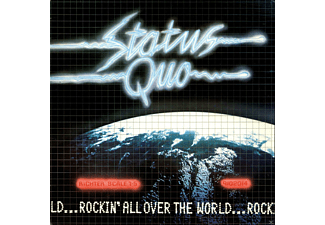 Status Quo Rockin' All Over the World (Deluxe Edition) CD