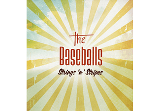 The Baseballs - Strings 'n' Stripes - (Vinyl)