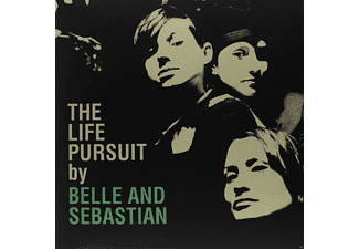 Belle and Sebastian - The Life Pursuit By - (Vinyl)