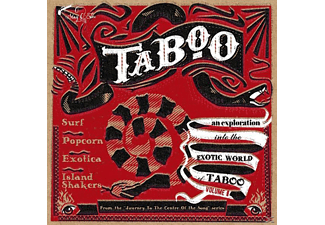 VARIOUS - Taboo-Journey To The Center Of A Song Vol.1 - (Vinyl)