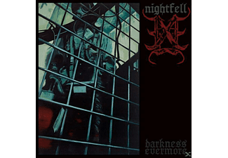 Nightfell - Darkness Evermore (Lp Gatefold) - (Vinyl)