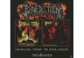Benediction - Subconscious Terror/The Grand Leveler - (CD)