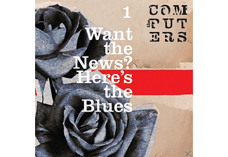 Computers - Want The News, Here's The Blues (2x7'') - (Vinyl)