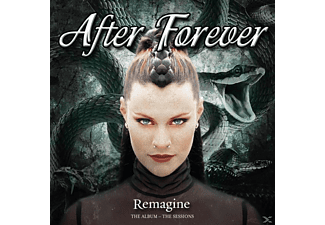 After Forever - Remagine: The Album & The Sessions - (CD)