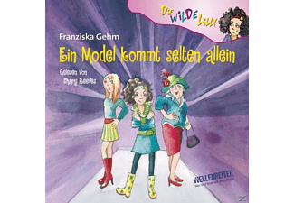 Die Wilde Lilly 4-Ein Model Ko - 1 CD - Kinder/Jugend