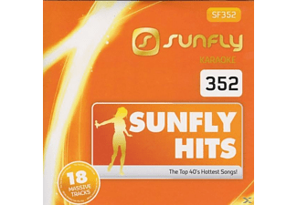 Karaoke - Sunfly Hits Vol.352-June 2015 (Cd+G) - (CD)