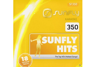 Karaoke - Sunfly Hits Vol.350-April 2015 (Cd+G) - (CD)