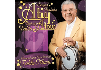 Sayed Balaha - Atiy Atow-Est Of Tabla [CD]