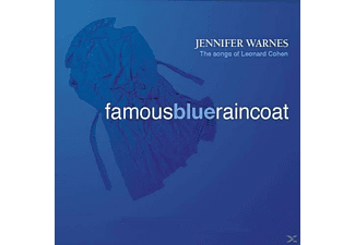 Jennifer Warnes - Famous Blue Raincoat-180g Lp [Vinyl]